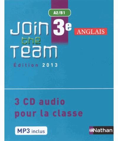Join the team 3ème
