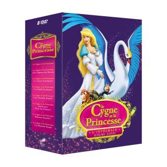Le Cygne et la PrincesseCoffret Le Cygne et la Princesse L'intégrale DVD