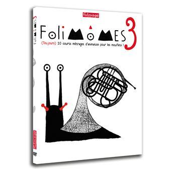 FolimômesFolimômes 3 DVD