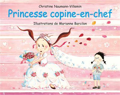 Princesse copine en chef