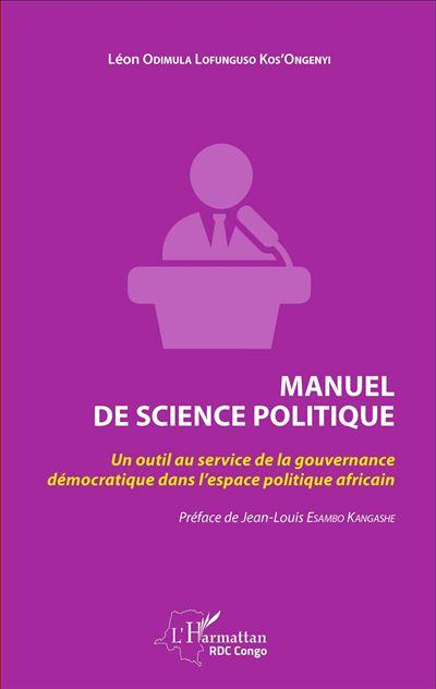 Manuel de science politique