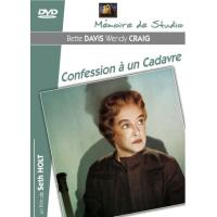 Confession à un cadavre DVD
