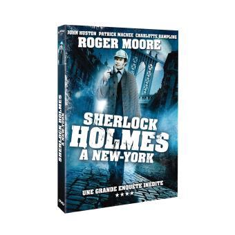 Sherlock HolmesSherlock Holmes à New York DVD
