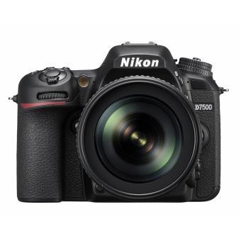 Caméra Reflex Nikon D7500 + Objectif AFS 18-105mm VR