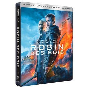 Robin des BoisRobin des Bois Steelbook Blu-ray 4K Ultra HD
