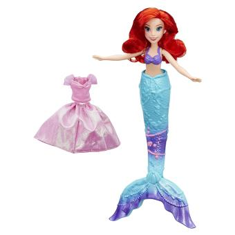 Poupée Ariel Splash Surprise Disney Princesses 30 cm