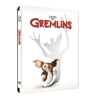 Gremlins coffret 2 films Steelbook Blu-ray