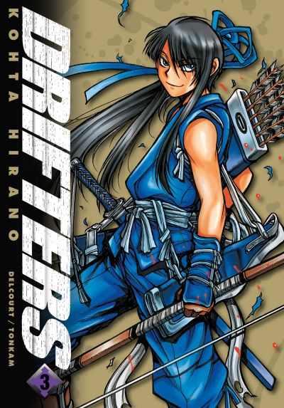 Drifters - Tome 03 : Drifters