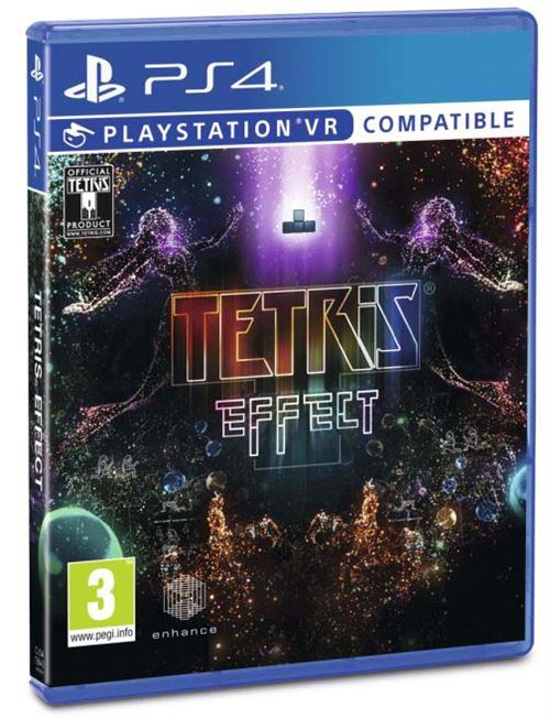 Tetris Effect PS4 VR