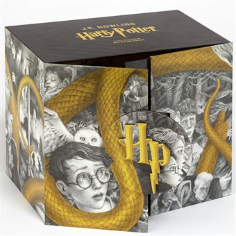 Harry Potter Coffret Collector Harry Potter