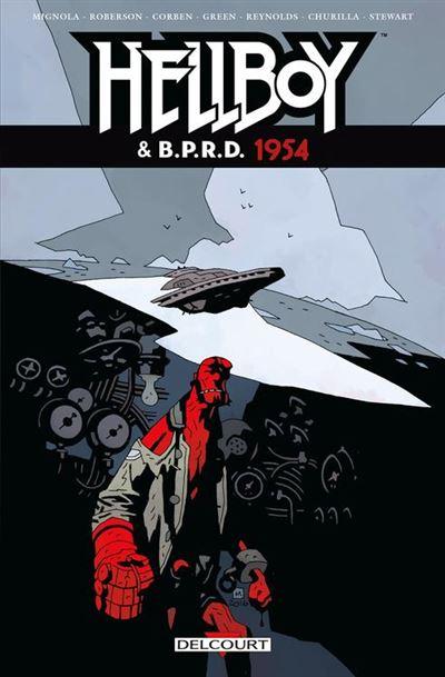 Hellboy & BPRD T03 - 1954 - 9782413011910 - 10,99 €