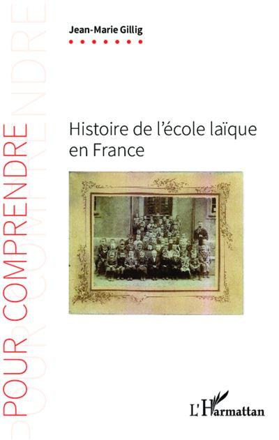 Histoire de l'école laïque en France