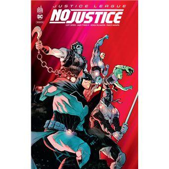 Justice leagueJustice league:no justice