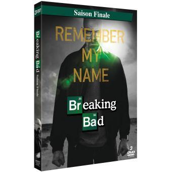Breaking BadCoffret intégral de la Saison Finale DVD