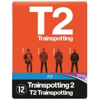 T2: TRAINSPOTTING (STEELBOOK)-BLURAY-BIL