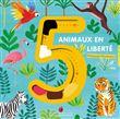 5 animaux en liberte