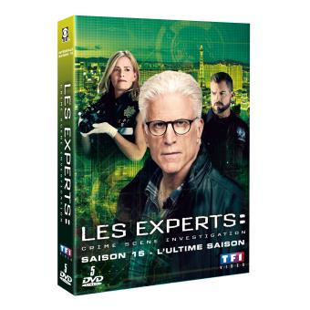 Les Experts Las VegasLes Experts Las Vegas Saison 15 DVD