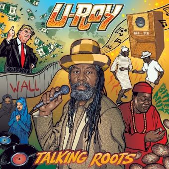 TALKING ROOTS/LP