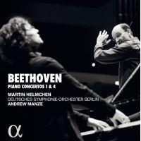 Concertos pour piano numéros 1 et 4