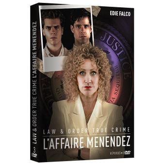 Law and orderLaw and Order True Crime : L'Affaire Menendez Saison 1 DVD