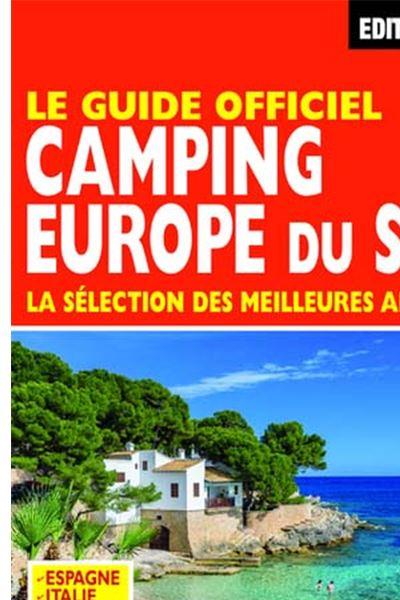 Le Guide Officiel Camping Europe du Sud 2018