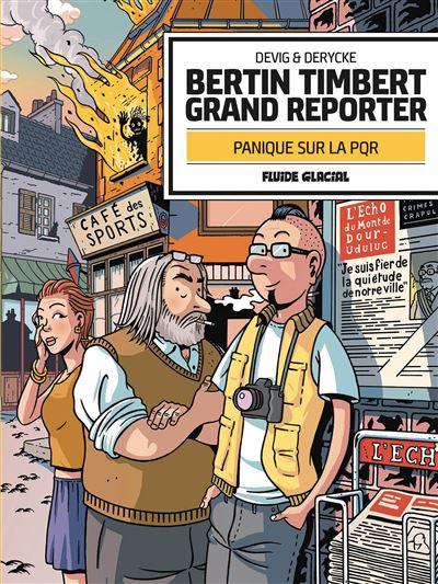 Bertin, grand reporter