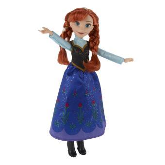 Poupée Anna Poussière d'étoiles La Reine des Neiges Frozen 30 cm