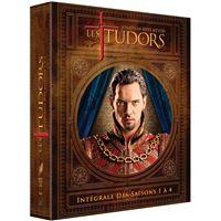 The Tudors - Coffret intégral des Saisons 1 à 4 - Blu-Ray