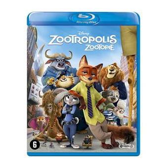 Disney ClassicsZOOTROPOLIS-ZOOTOPIA-BIL-BLURAY