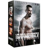 Coffret Un seul deviendra invincible Anthologie DVD