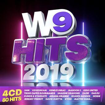 W9 hits 2019/4 cd/multipack