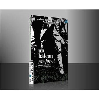 Un balcon en forêt DVD