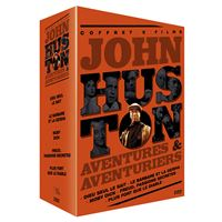 Coffret Huston 5 Films Exclusivité Fnac DVD