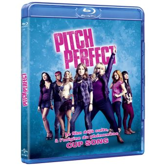 Pitch Perfect Blu-ray
