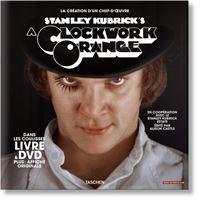 Stanley Kubrick. Orange mécanique. Coffret livre & DVD