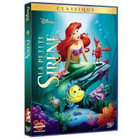 La Petite Sirène DVD