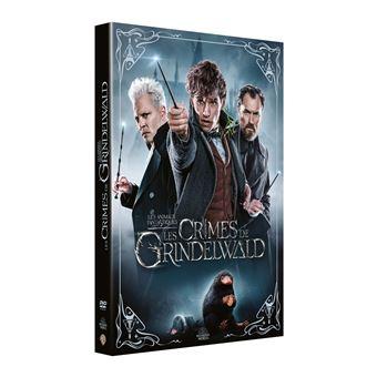 Les Animaux FantastiquesLes Animaux fantastiques 2 : Les Crimes de Grindelwald DVD