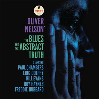 BLUES AND THE ABSTRACT TRUTH/LP