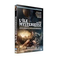 L'île mystérieuse DVD
