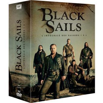 Black SailsBlack Sails Saisons 1 à 3 DVD