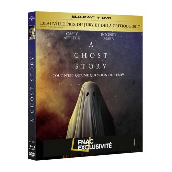 A Ghost Story Exclusivité Fnac Combo Blu-ray DVD