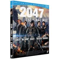 2047 The final war Blu-ray