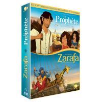 Coffret Le Prophète et Zarafa DVD