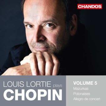 Plays chopin vol 5/mazurkas/polonaises/allegro de concert