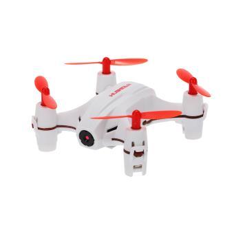 Drone Hubsan Nano Q4 Cam Plus H002 Blanc