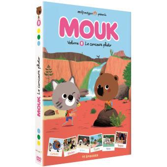 MoukMouk Volume 8 Le concours photo DVD