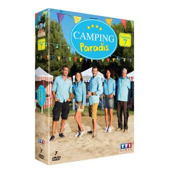 Camping ParadisCamping Paradis Saison 7 Coffret DVD