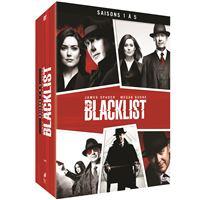 Coffret The Blacklist Saisons 1 à 5 DVD