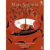 Mare Nostrum - Livre-disque