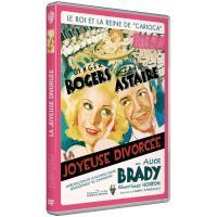 La joyeuse divorcée DVD